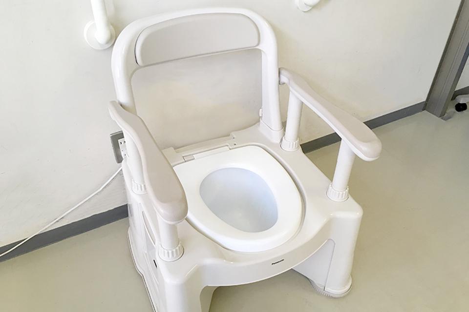 様々なトイレ