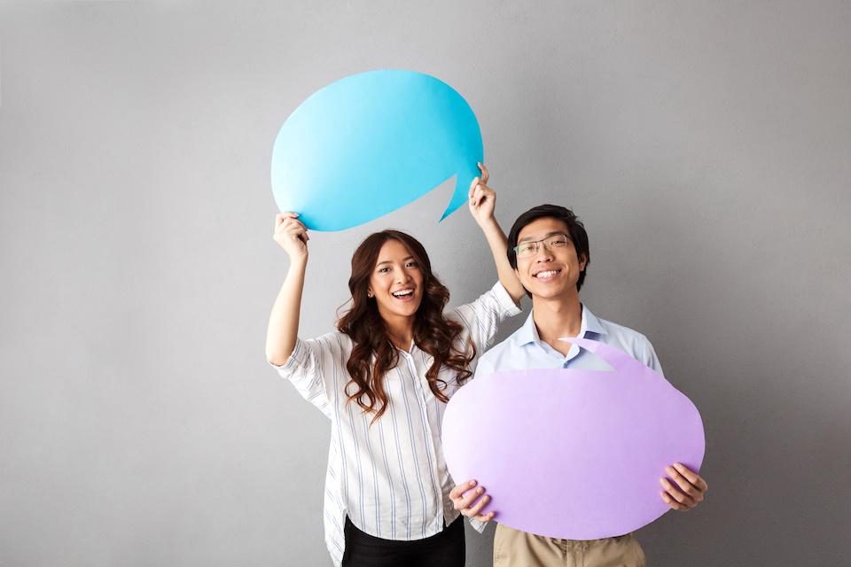 人とのコミュニケーション