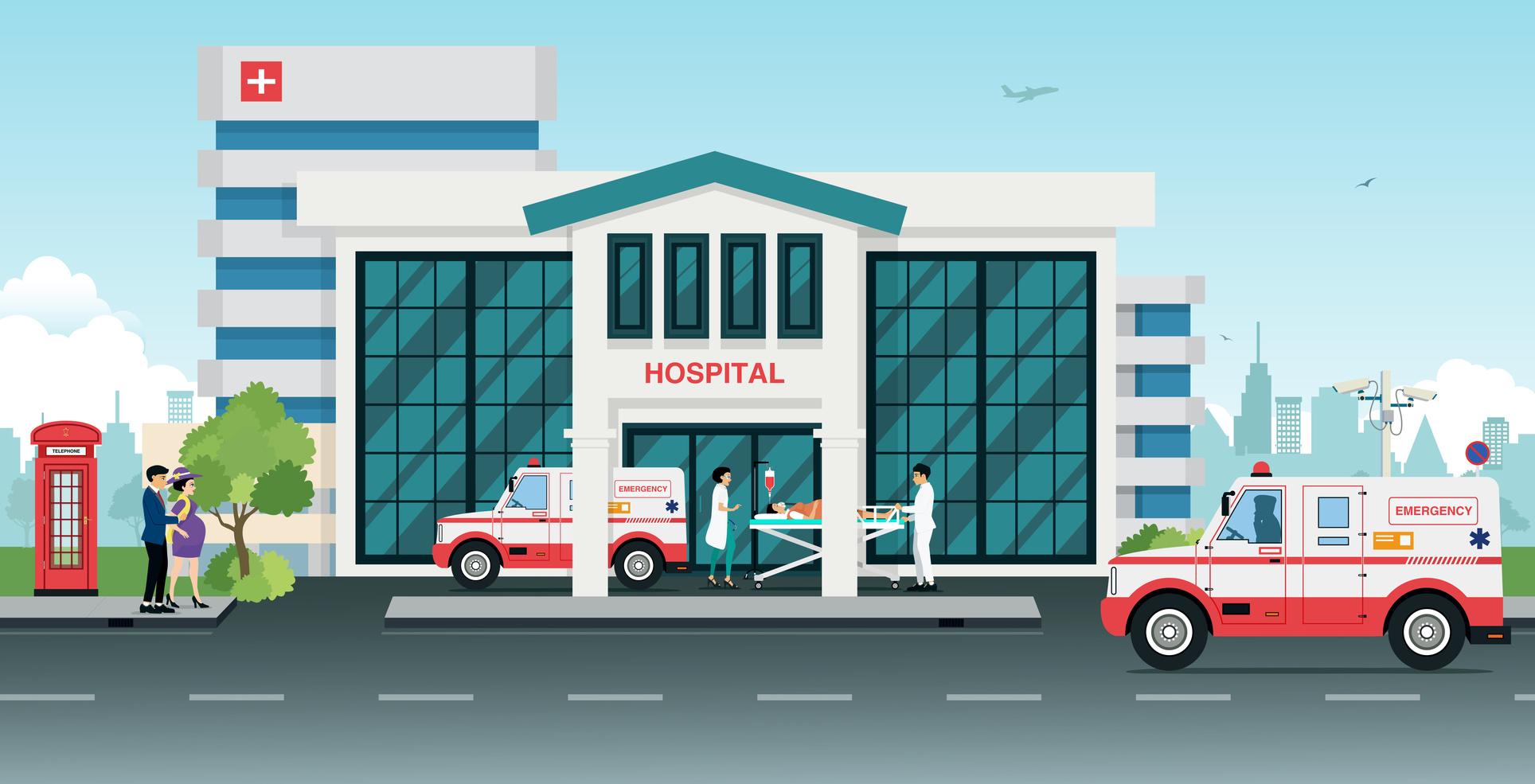 彩の国東大宮メディカルセンターで病棟看護助手