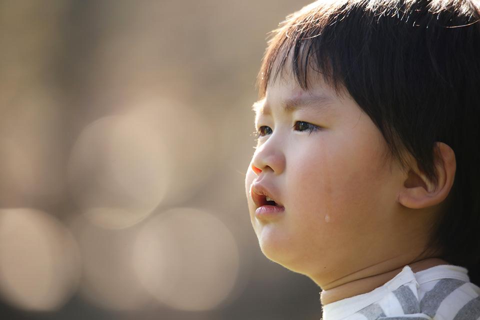 Tiếng khóc trẻ con/泣き声