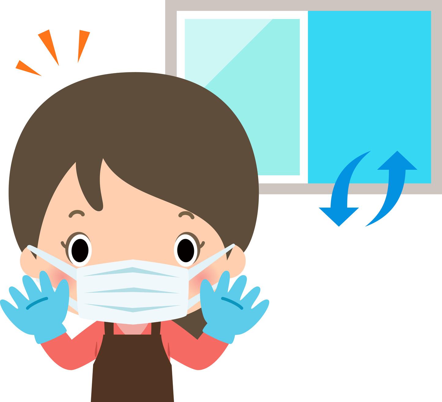 संक्रमण (सरुवा रोग)को रोकथाम/感染予防