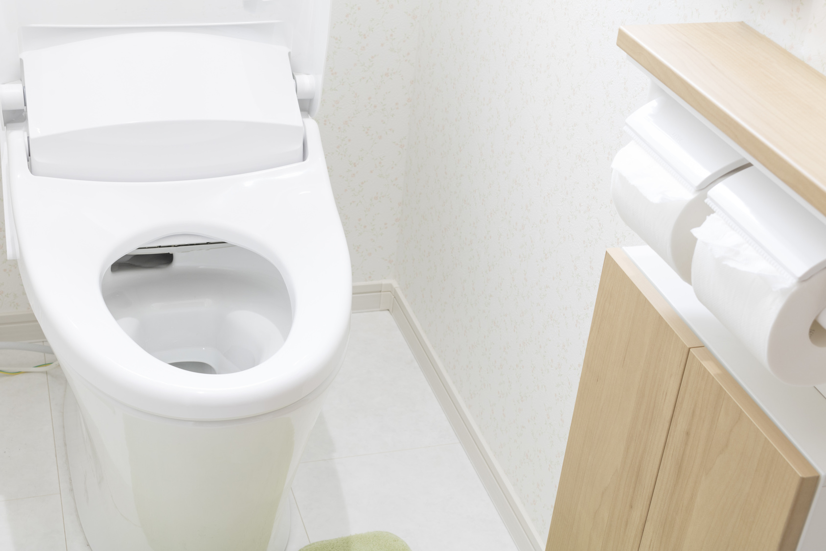 洗手间的清洁/お手洗いの掃除
