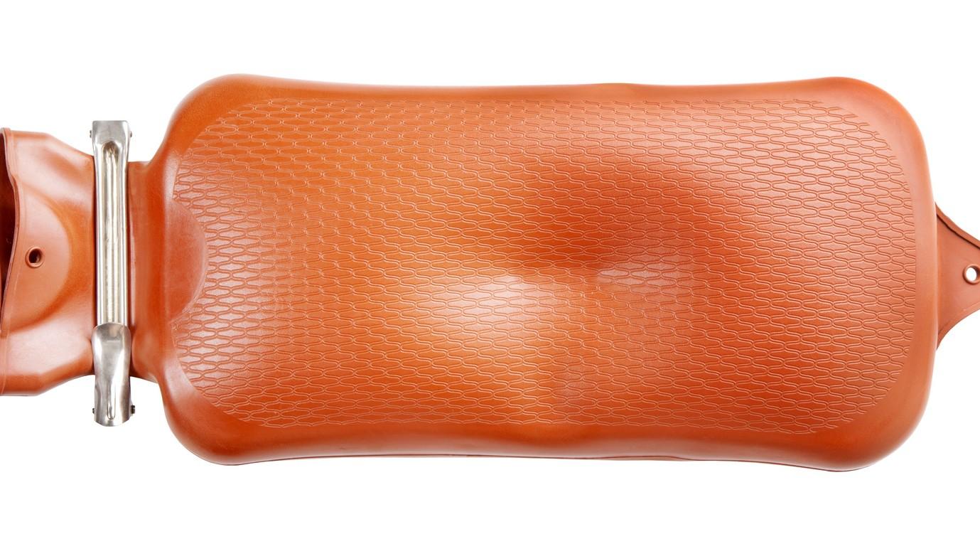冰枕的制作/氷枕の作り