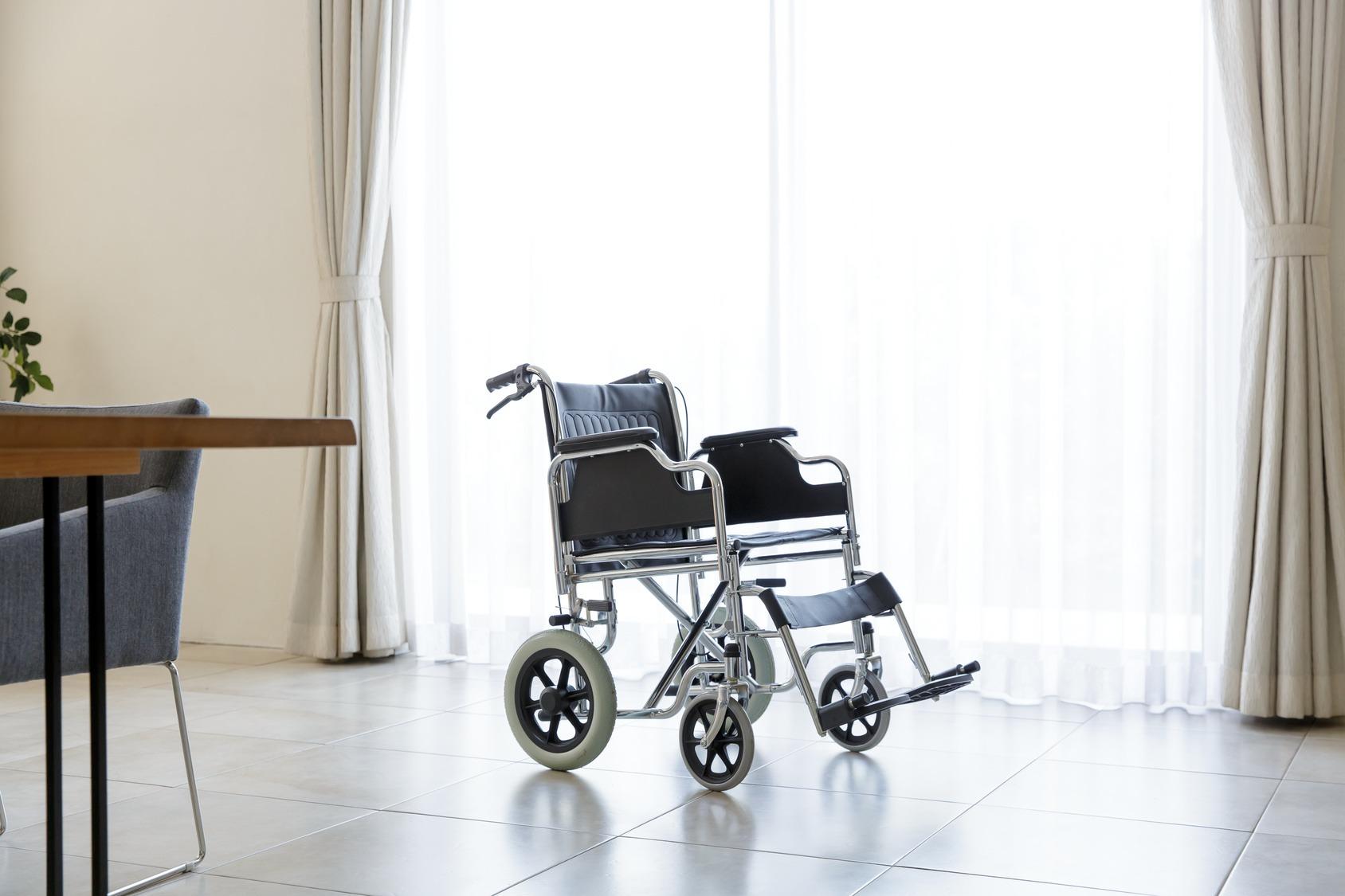 व्हील चियरको बारेमा/車椅子について