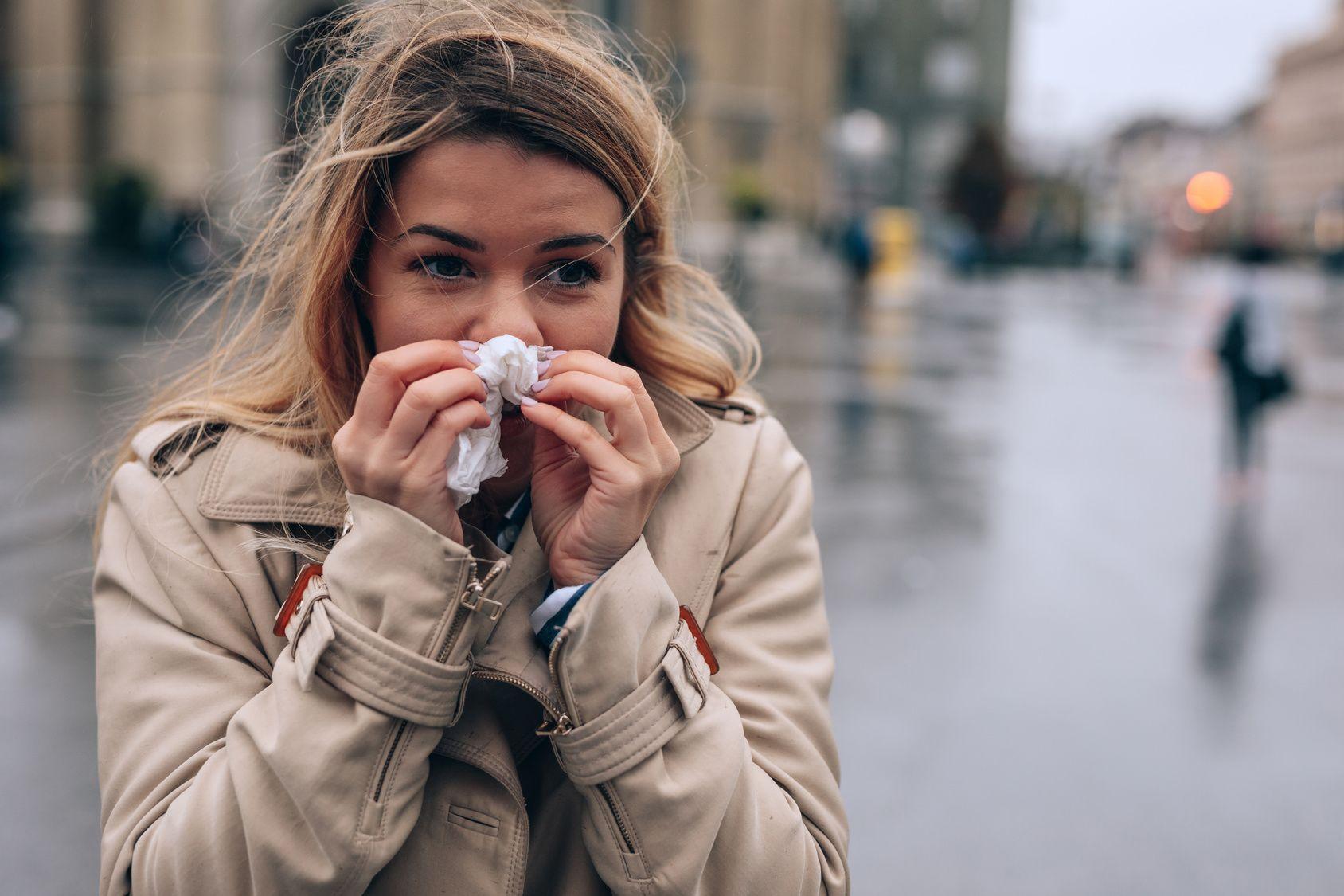 注意流感/インフルエンザに注意