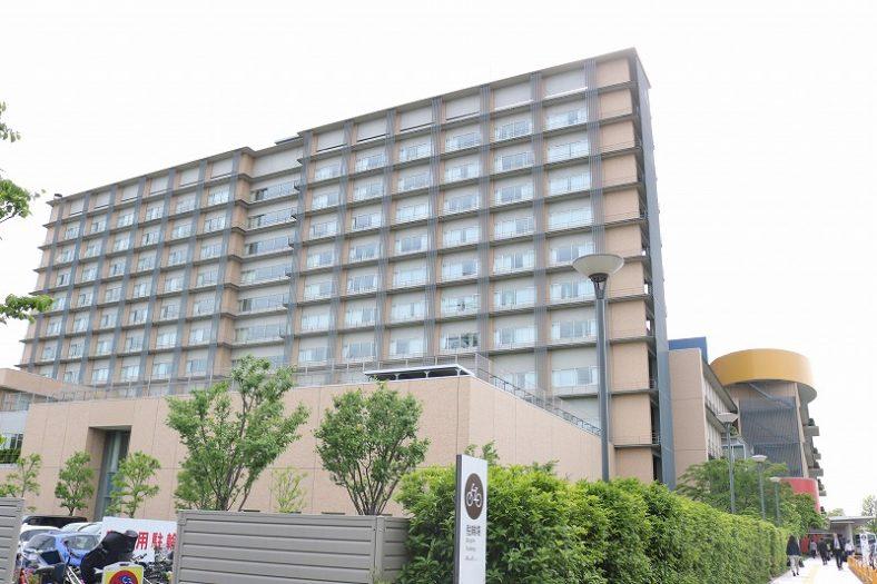 東京都立多摩総合医療センター+看護助手
