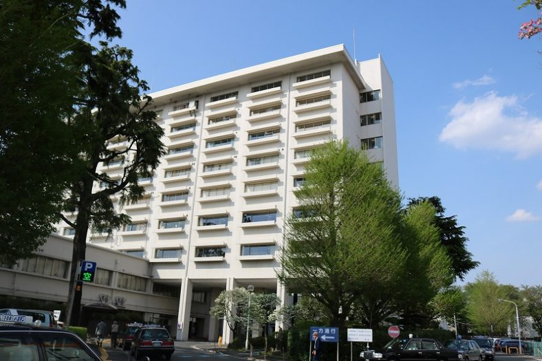 東京慈恵会医科大学附属第三病院+看護助手