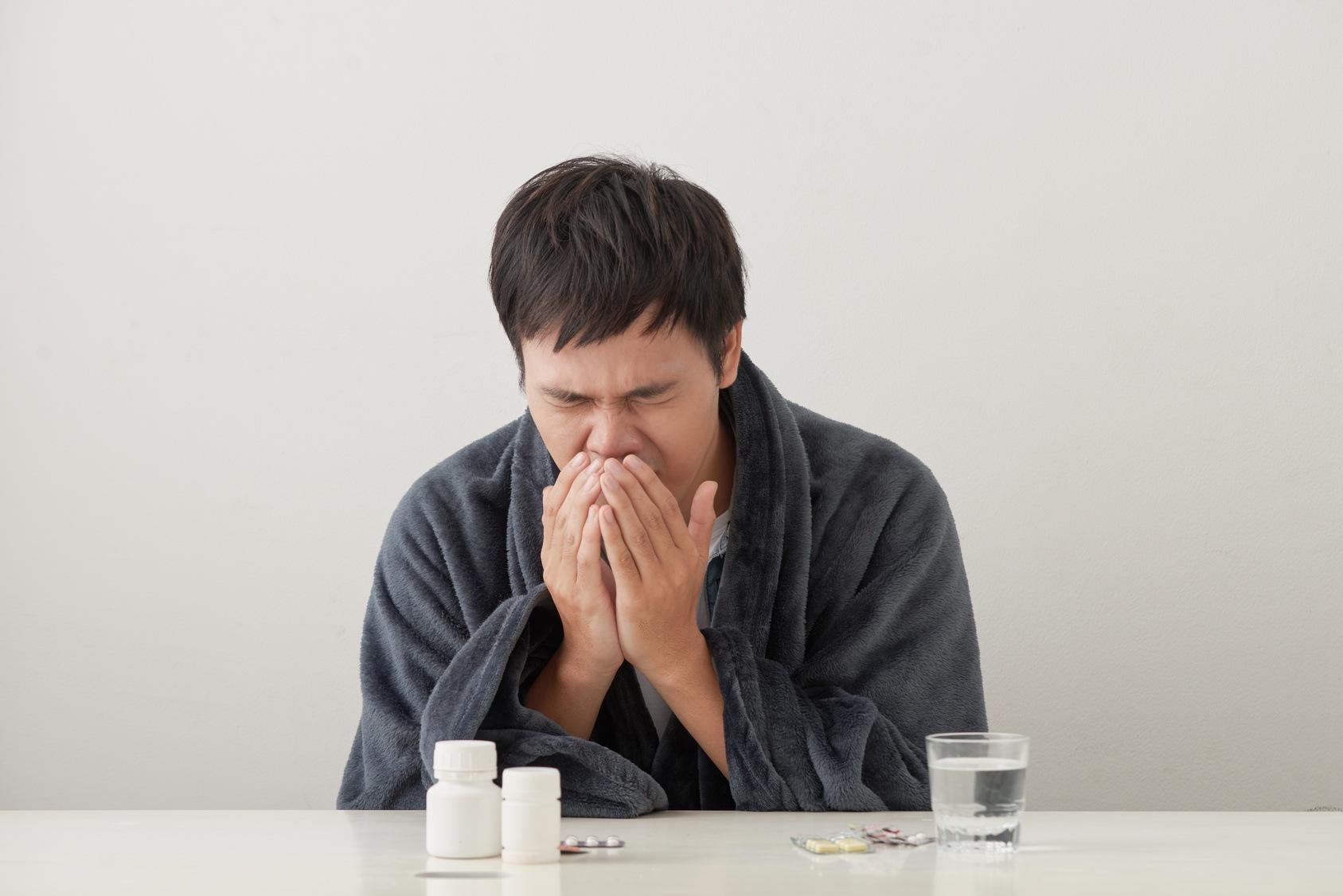 RESFRIADOS EN EL HOSPITAL/病院で風邪を引く