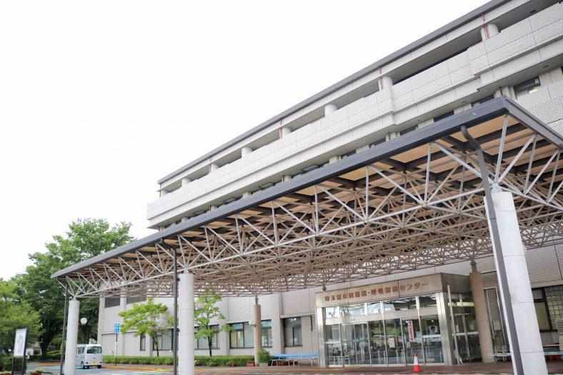 埼玉県立循環器・呼吸器病センター+看護助手