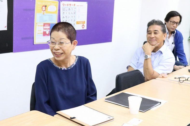 水崎眞知子様(文化ランゲージスクール)前編「ビジネス日本語クラスをシンガポールで唯一開講」