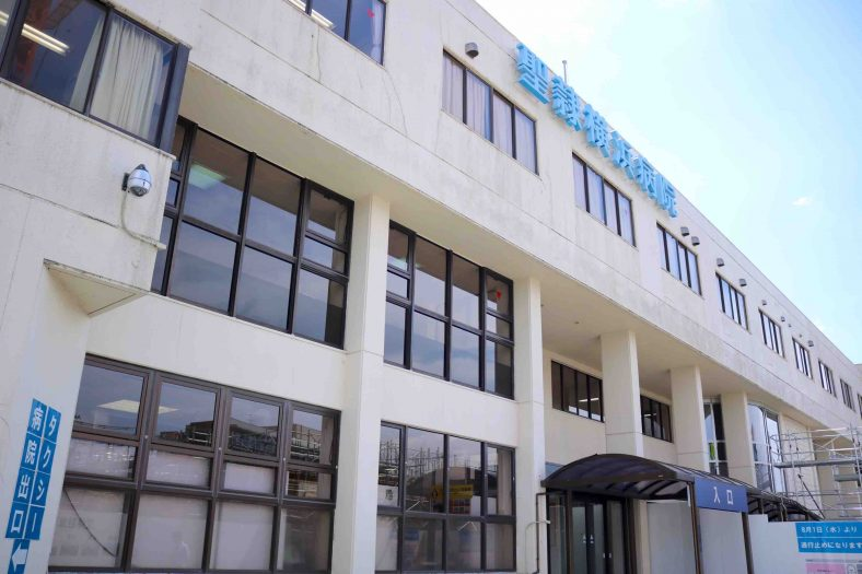 聖隷横浜病院+看護助手