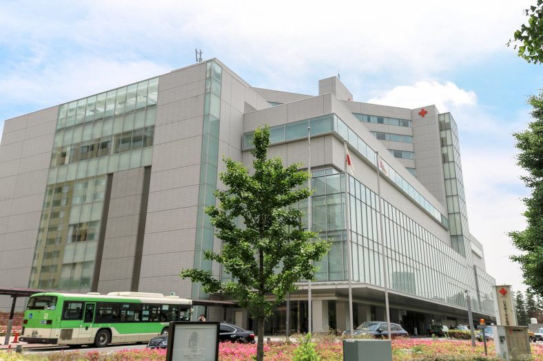 日本赤十字社医療センター+看護助手