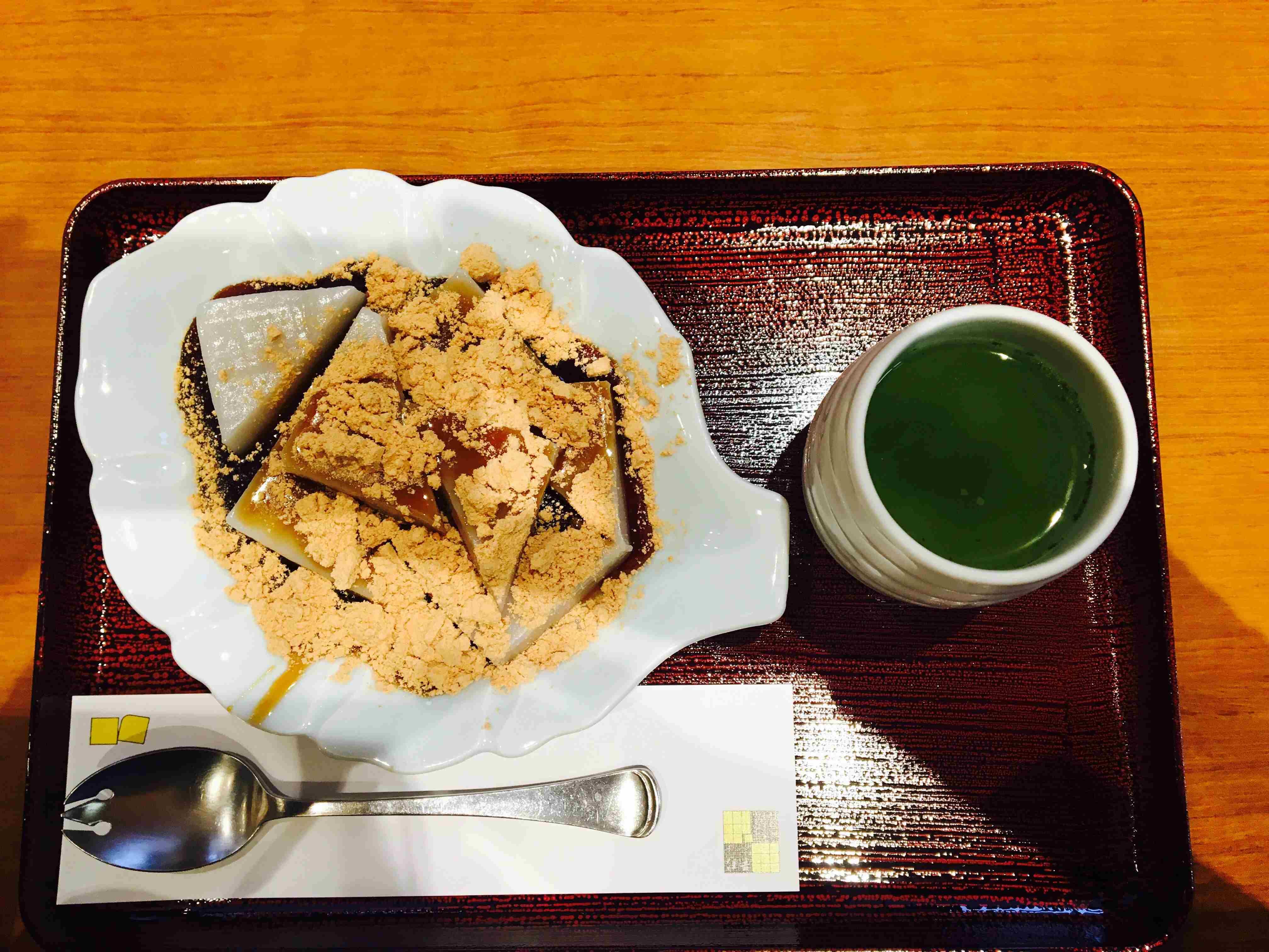 Chuẩn bị trà/お茶の準備