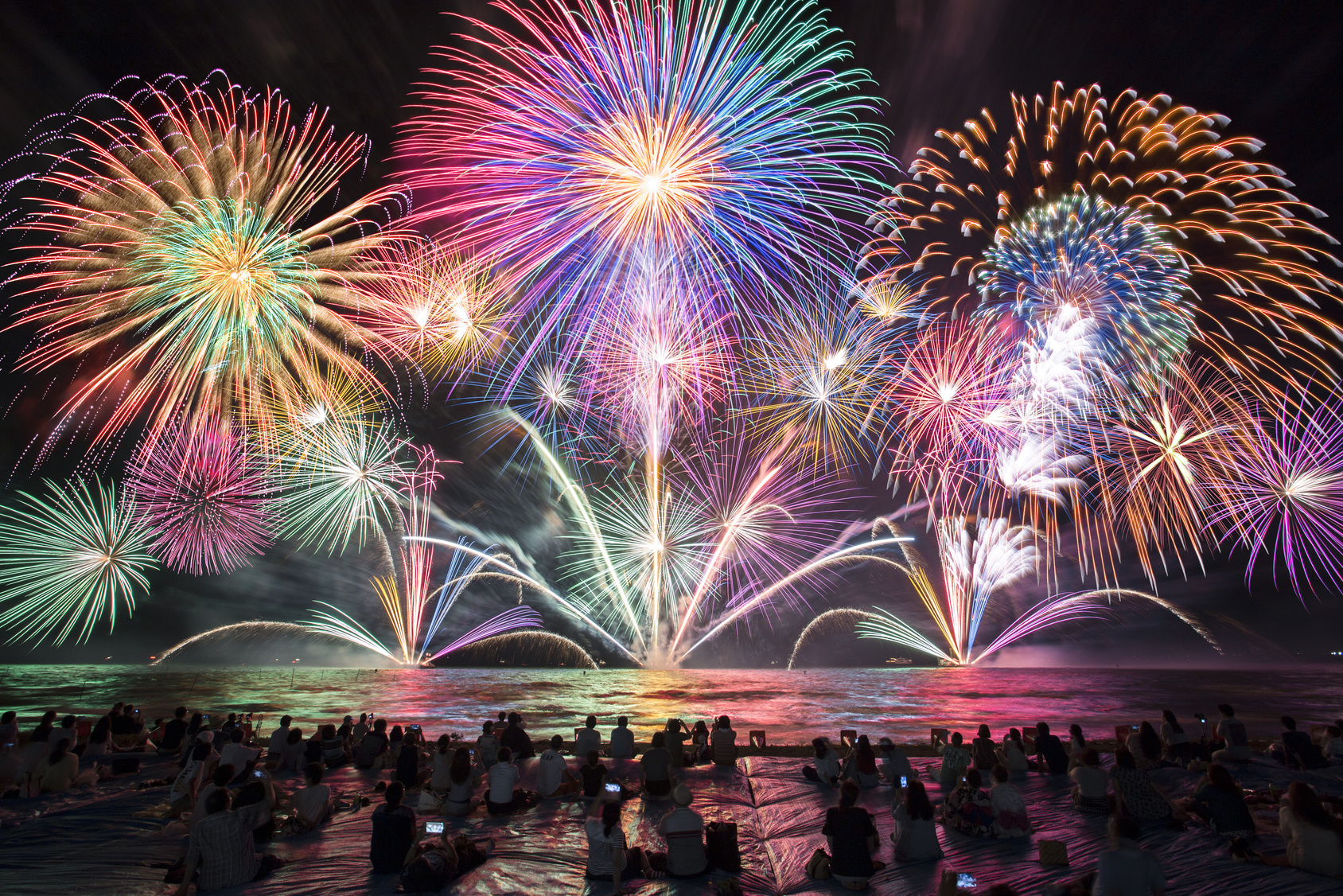 Fireworks/花火