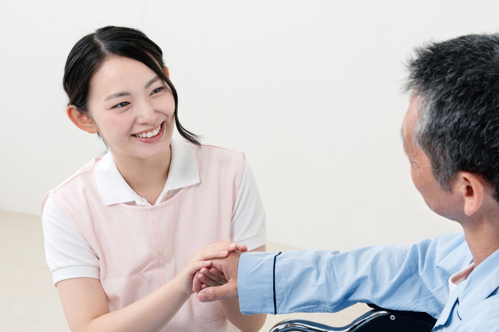 दया र मायाका साथ नर्सिङ्ग पेस बिकशित गरॊऊ। /優しく看護を進化させていきましょう