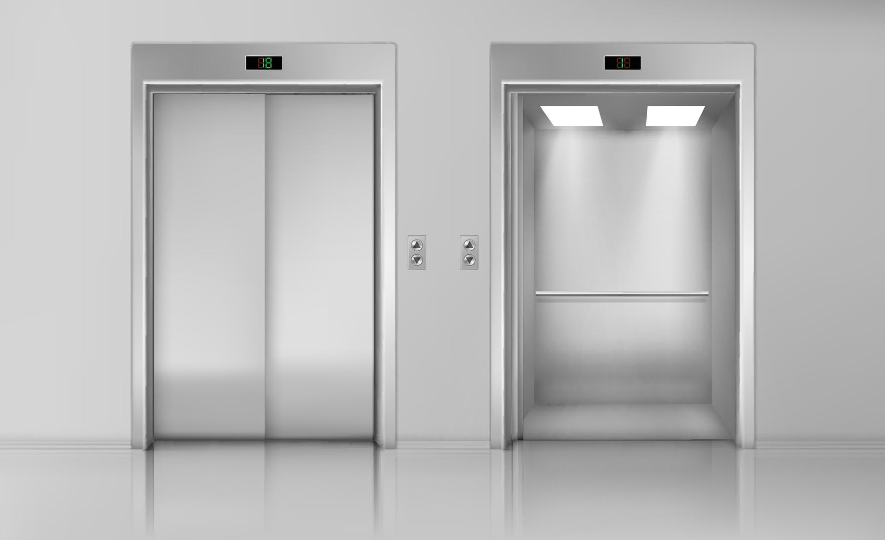 エレベーターでの優先度