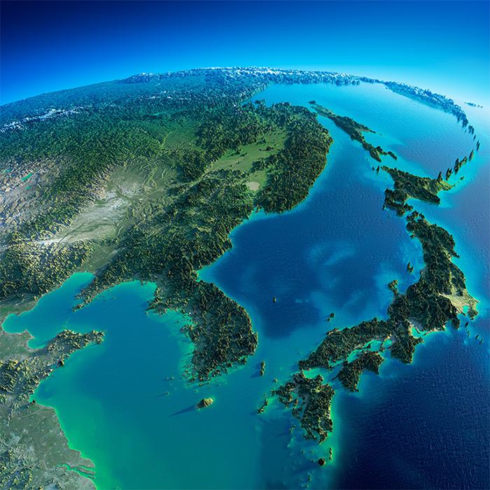 뗄레야 뗄 수 없는 관계, 일본과 한국/切っても切れない関係,日本と韓国