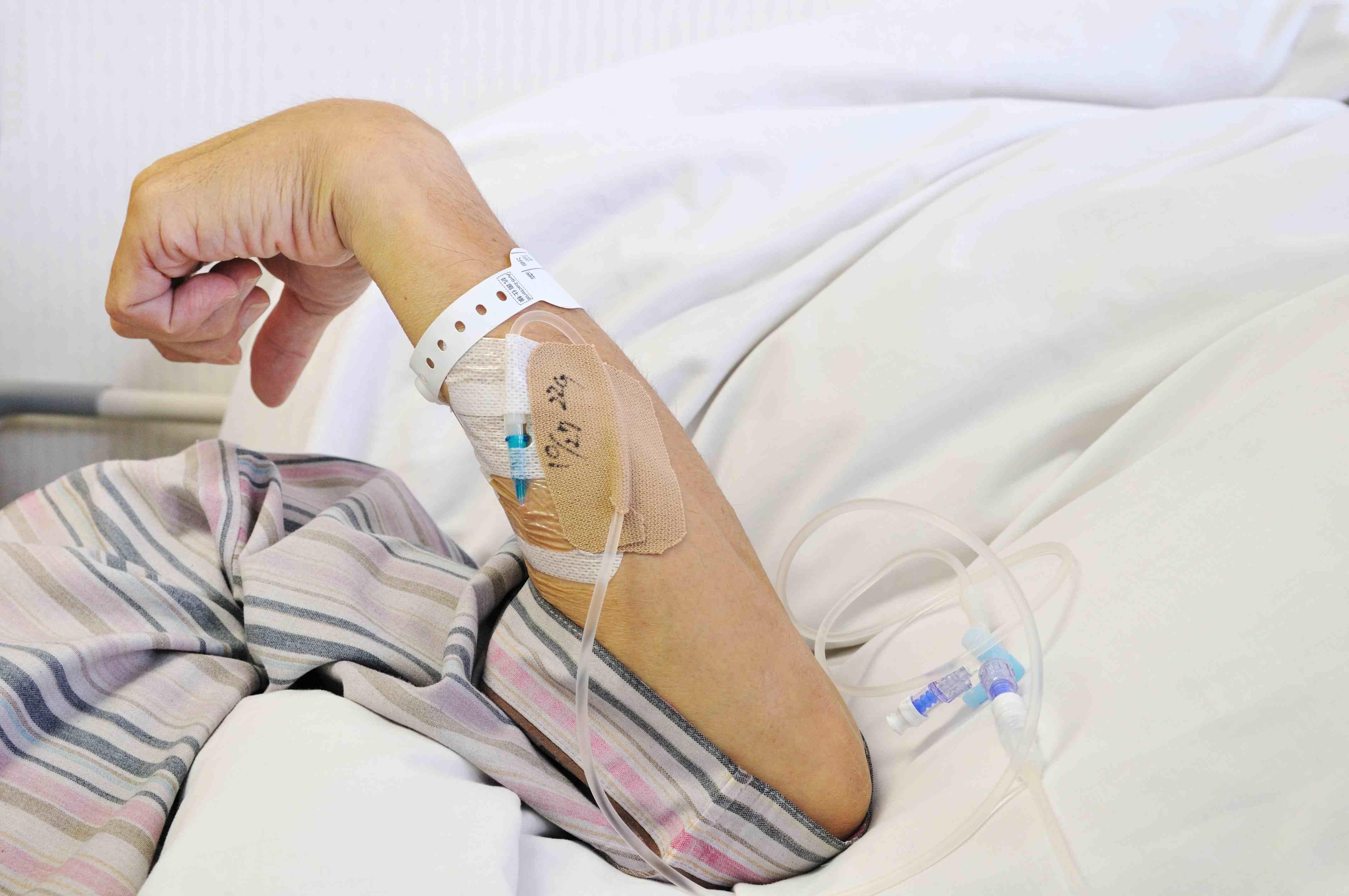 病棟内での処置や検査
