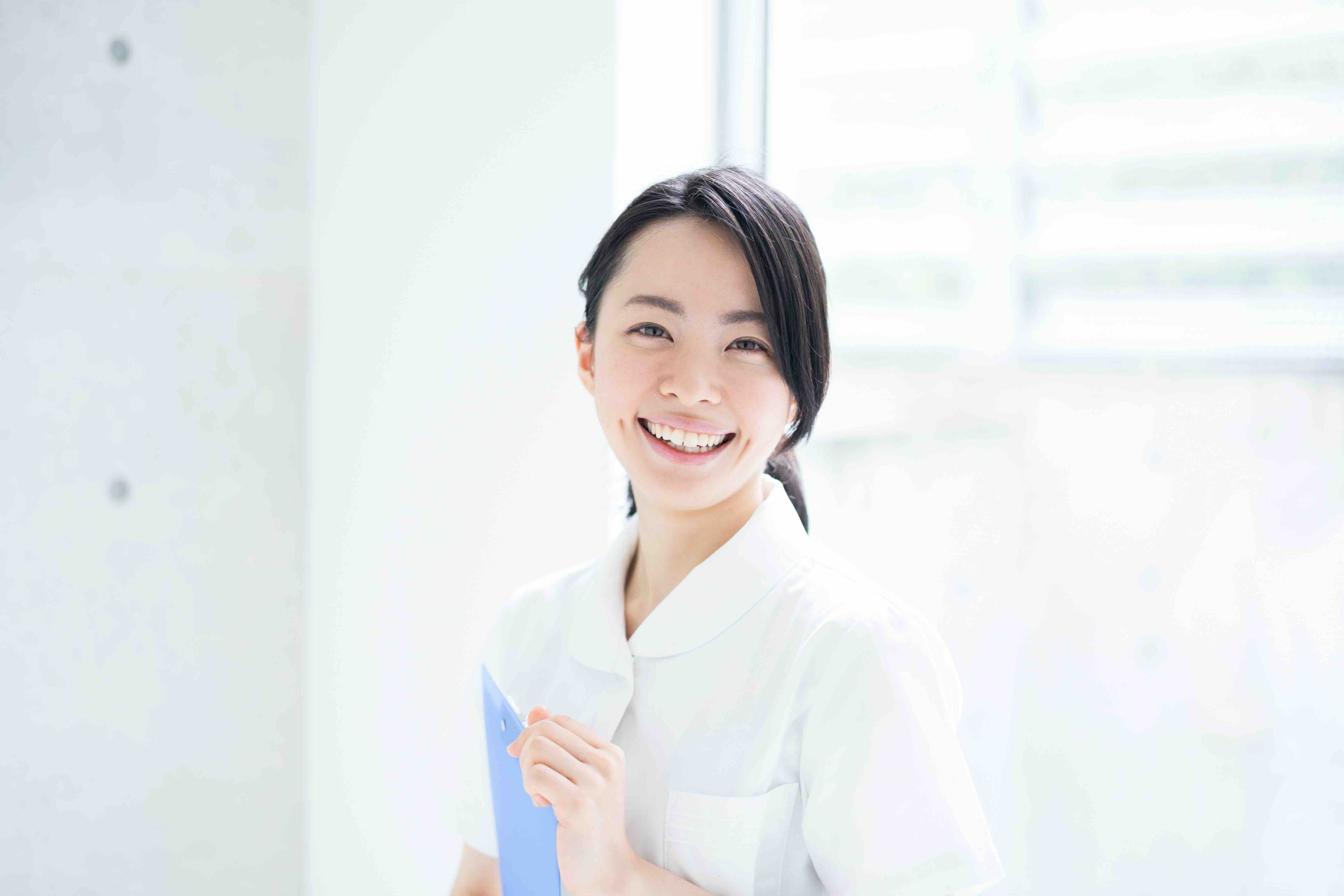 친절한 일본간호사/親切な日本の看護師さん