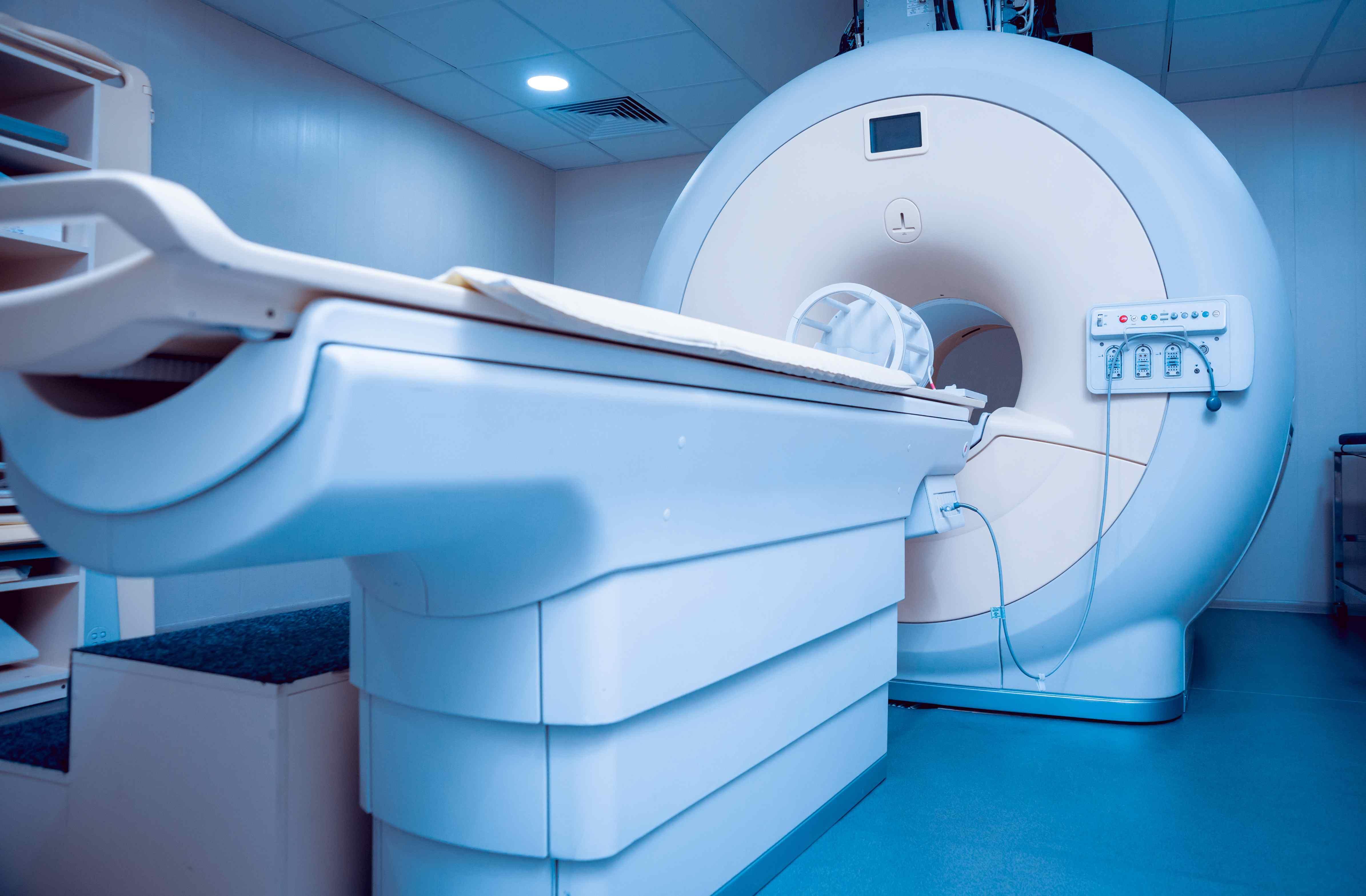 初めてのMRI検査