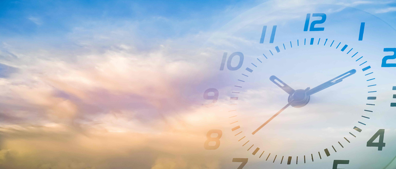 အချိန်ကိုလေးစားပါ။/時間を守る