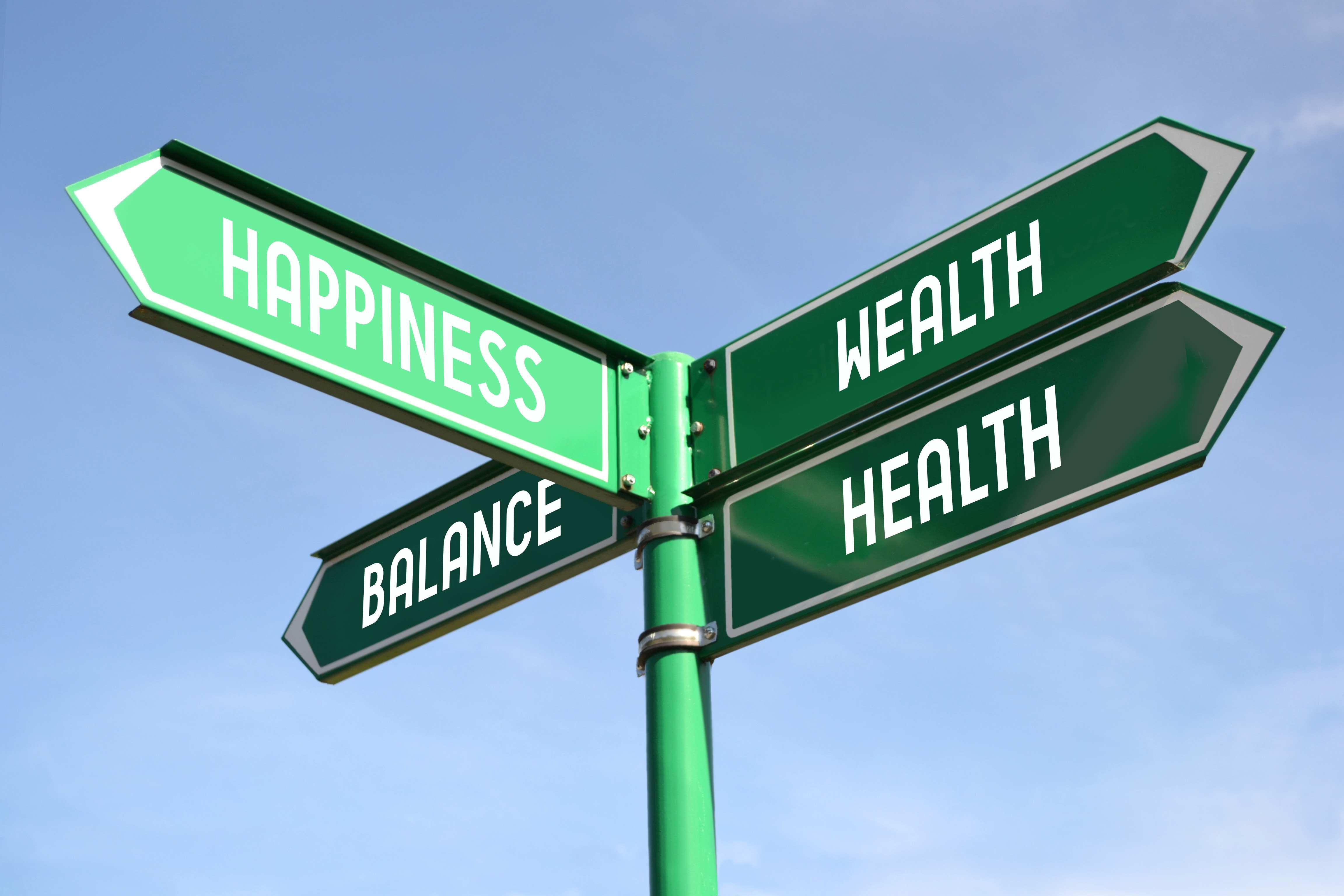 Health is Wealth./健康は財産である。
