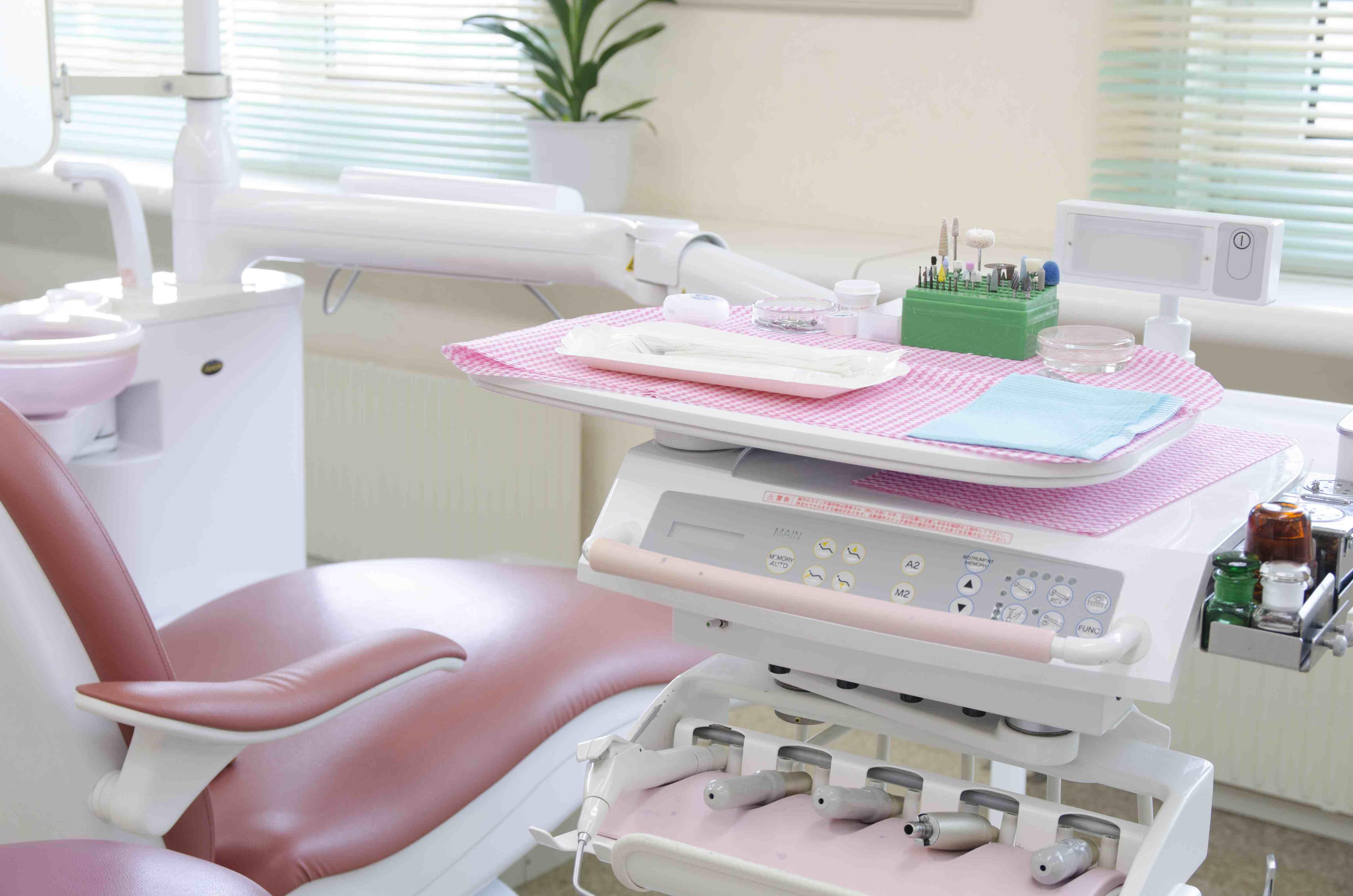 連続歯科勤務