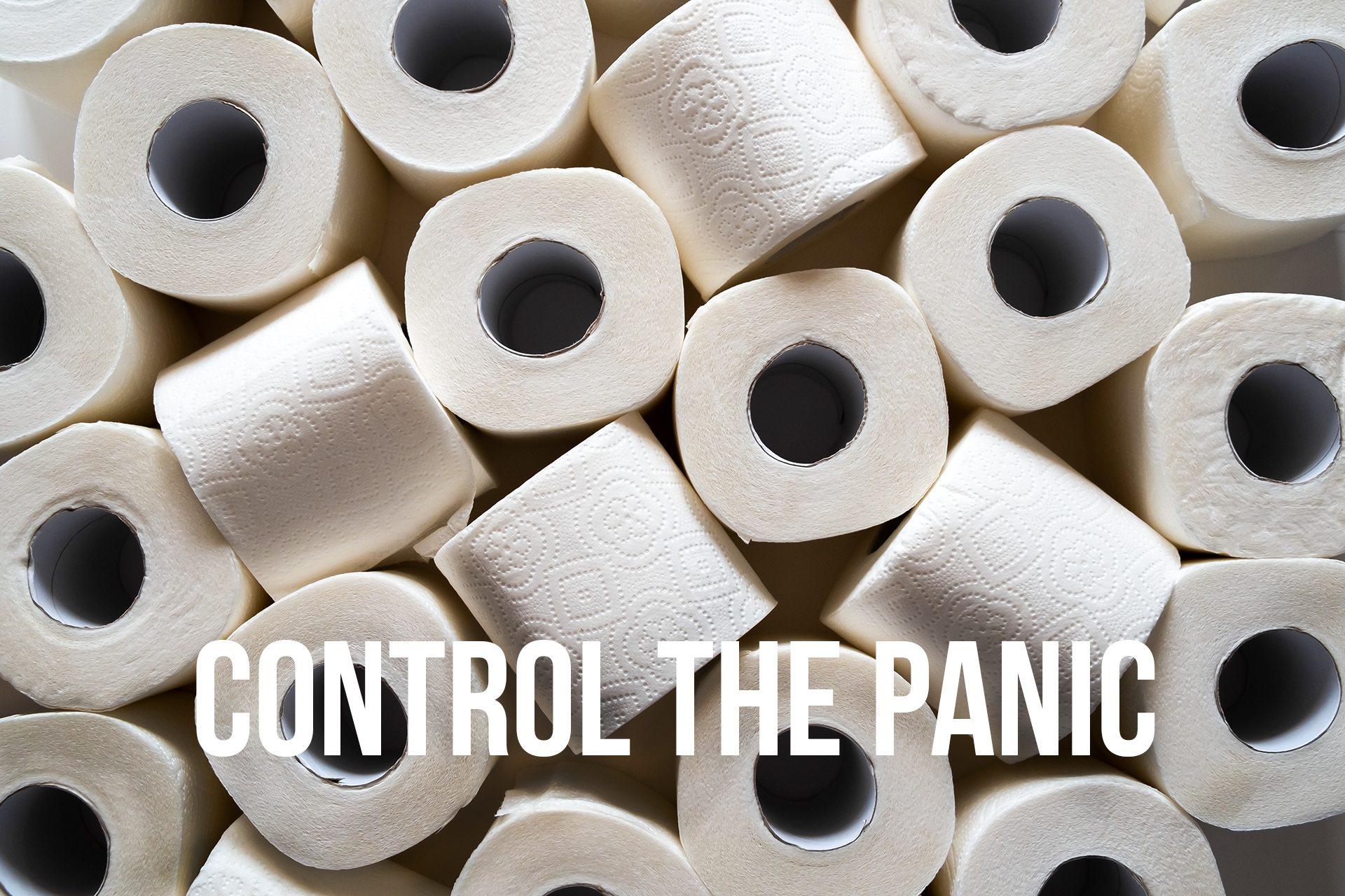 CONTROLAR EL PÁNICO/パニックをコントロールする