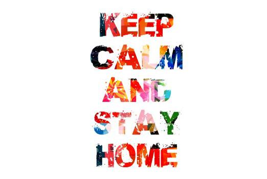 Stay calm/落ち着いてください。