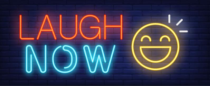 ရယ်မောခြင်း/笑うこと