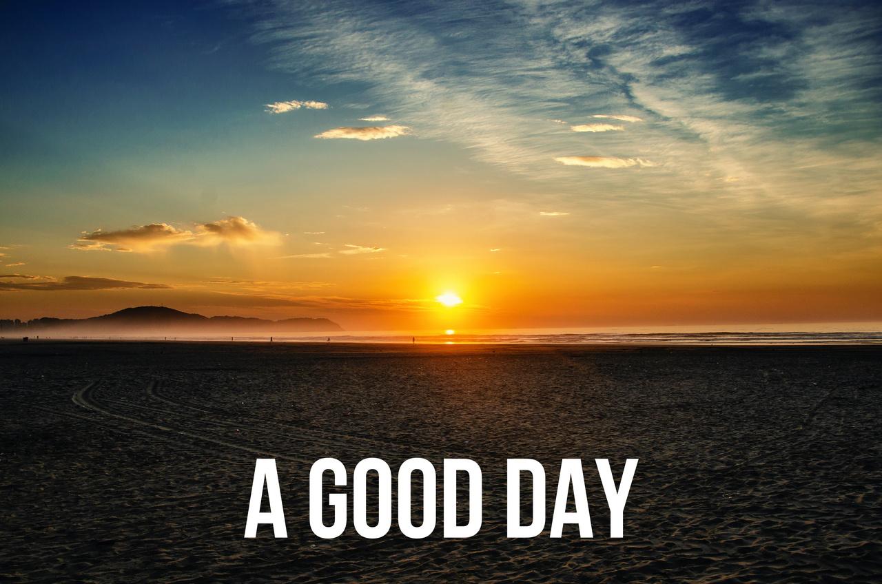 UN BUEN DIA/良い日