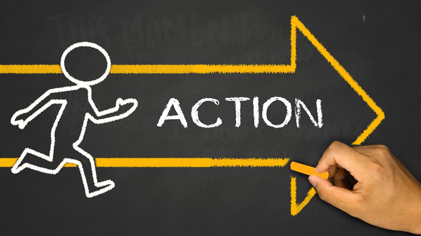 လှုံ့ဆော်မှုထက် လှုပ်ရှားမှုကို အရင်လုပ်ပါ။/モチベーションよりアクションを先に