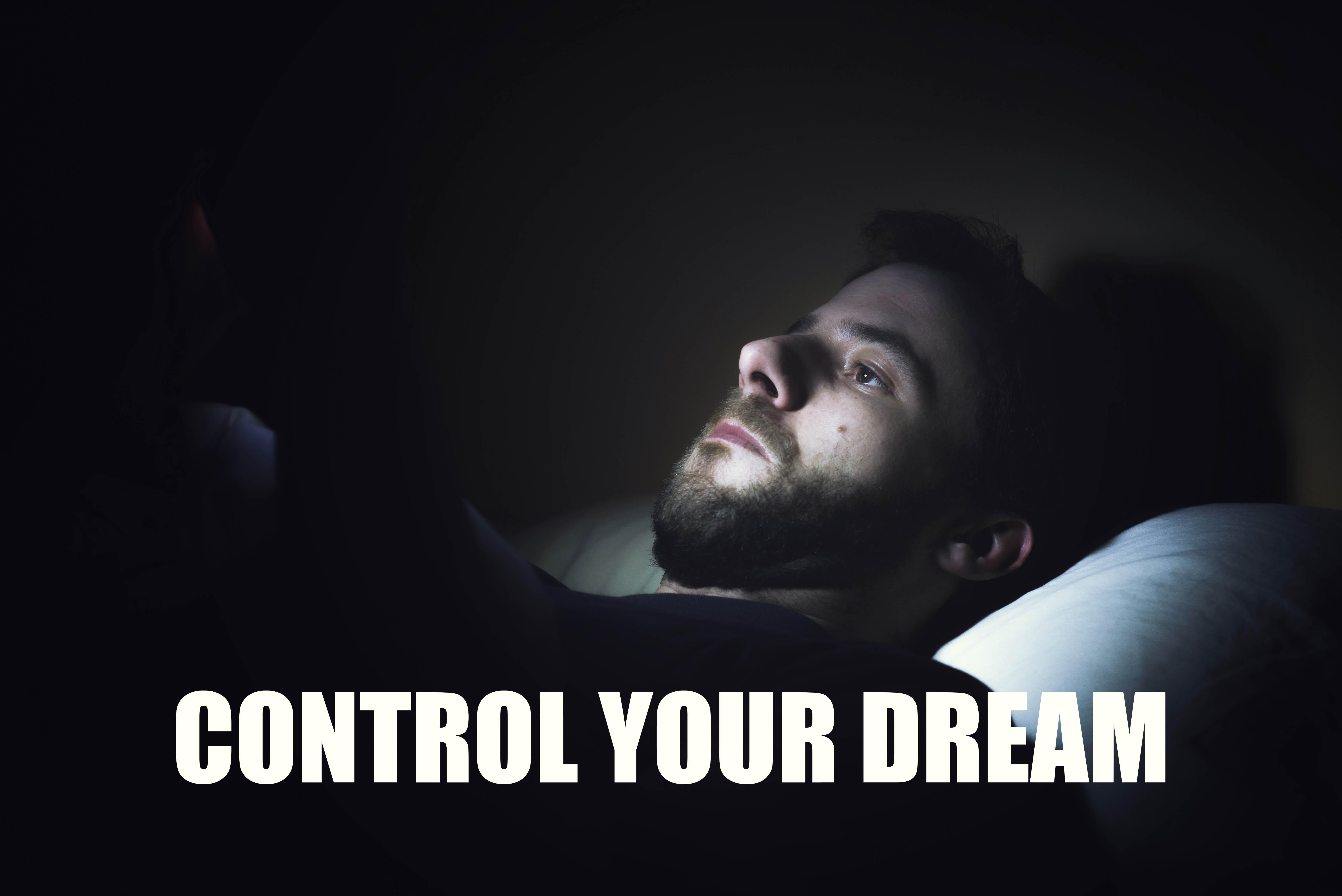 CONTROLAR TU SUEÑO/夢をコントロール