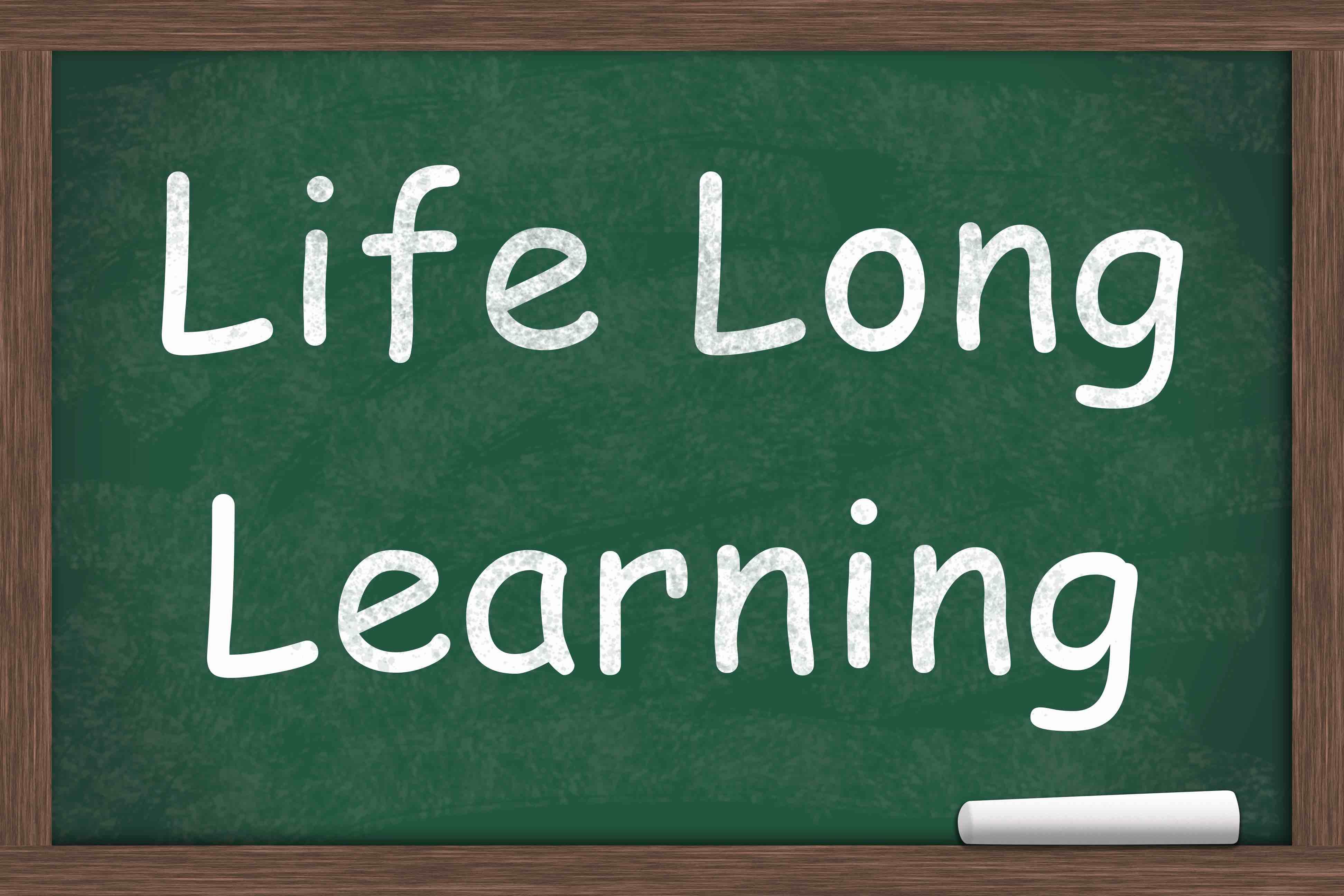 Lifelong study/一生の勉強