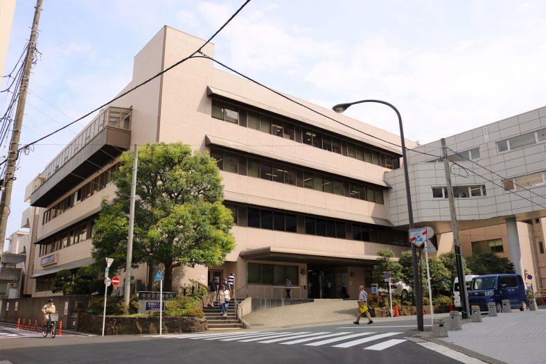 横須賀共済病院+看護助手