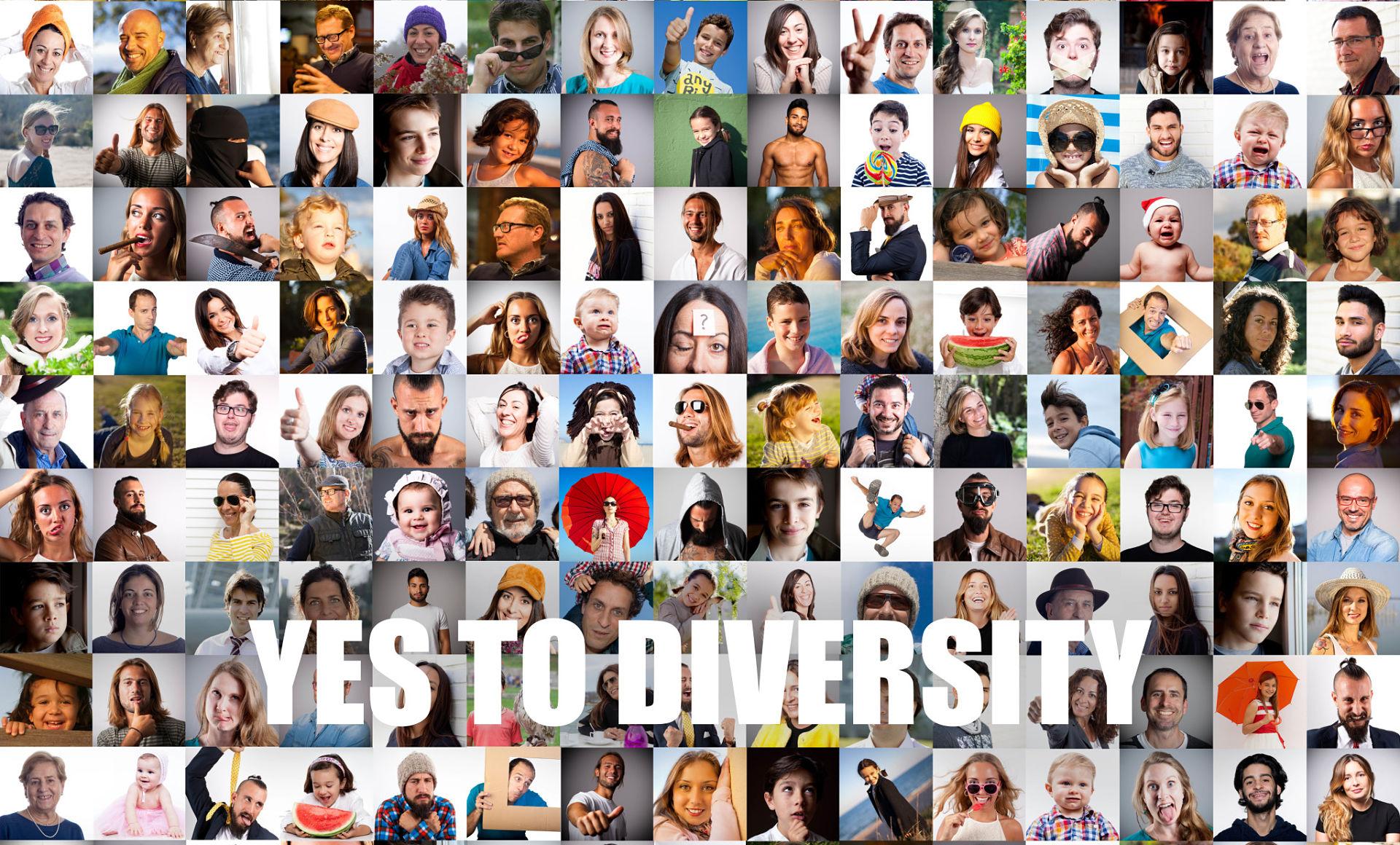 SI A LA DIVERSIDAD/多様性への賛成