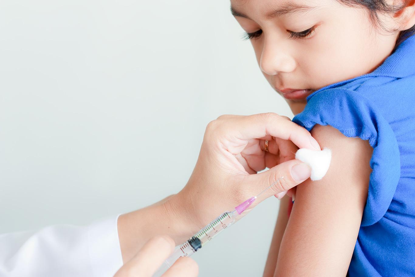 예방접종/予防接種