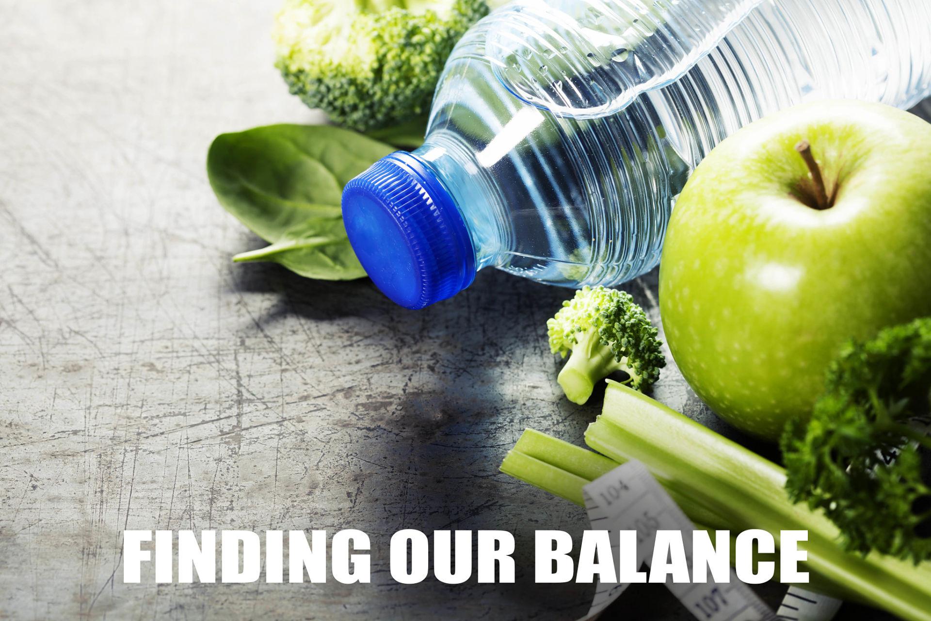 ENCONTRANDO NUESTRO BALANCE/自分の体のバランスを見つけること