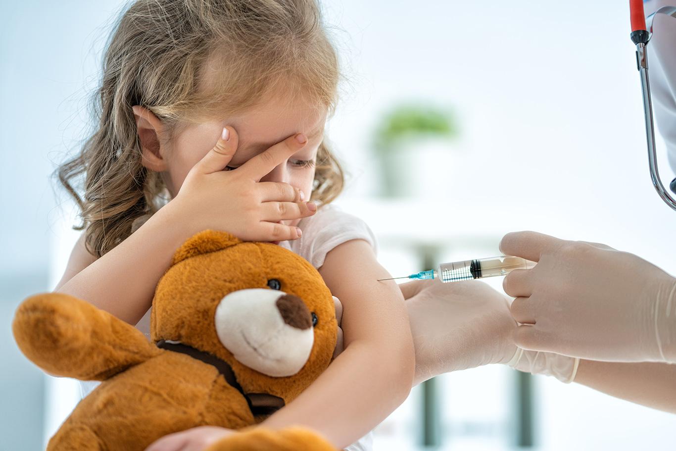 ワクチンをうけてきた。