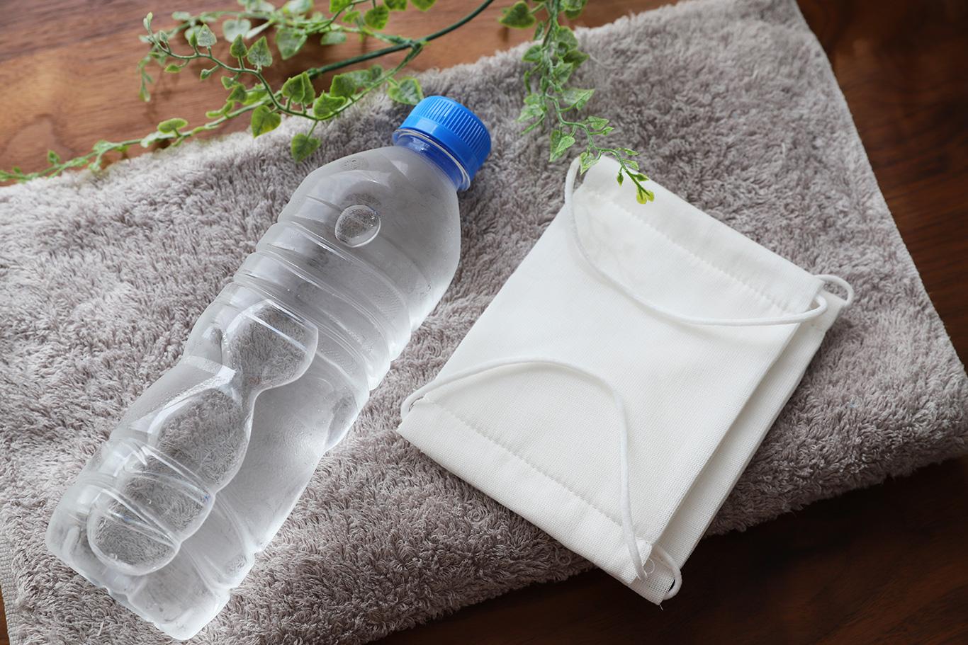 水分補給に気をつける時期